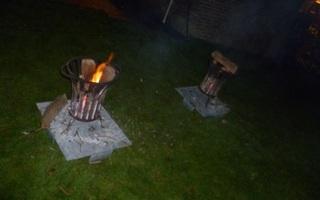 verhuur vuurkorven