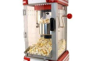 verhuur popcorn machine