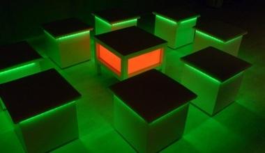 verlichte lounge corner huren