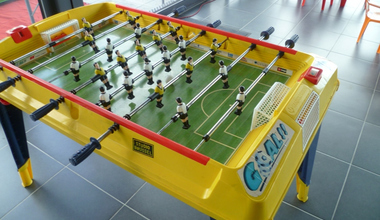 verhuur voetbaltafel