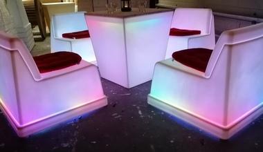 verhuur verlicht meubilair