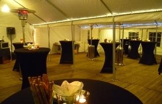 verhuur speciale tent